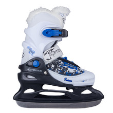 Children's Ice Skates WORKER Izaky Pro – with Fur