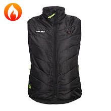 Women's Heated Vest W-TEC HEATshe - Black