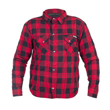 Motorcycle Shirt W-TEC Terchis - Red