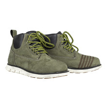 Motorcycle Shoes W-TEC Exetero Olive - Olive Green