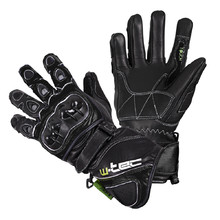 Motorcycle Gloves W-TEC Supreme EVO - Black