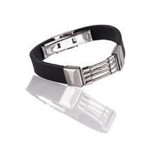 Magnetic Bracelet inSPORTline Sprongo - Black