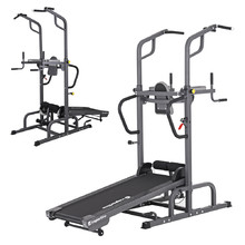 Treadmill with Pull-Up Bar inSPORTline Tongu