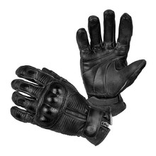 Motorcycle Gloves B-STAR Garibal - Black