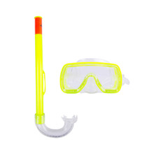 Diving Set Escubia Fun Set JR - Yellow