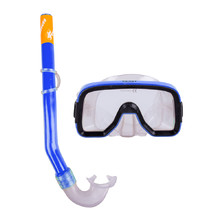 Diving set Francis Zenit Set SR - Blue