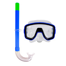 Diving Set Escubia Joker Set SR - Blue