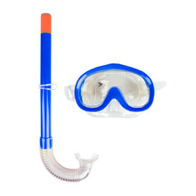 Diving Set Escubia Nemo Set JR - Blue