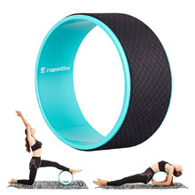 Yoga Stretch Roller Wheel inSPORTline Jovy