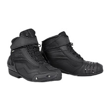 Motorcycle Boots W-TEC Bolter - Black