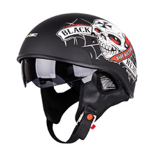 Motorcycle Helmet W-TEC V535 Black Heart
