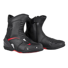Motorcycle Boots W-TEC Bosta - Black