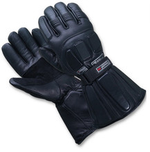 WORKER Freeze 190 motorcycle gloves - Black