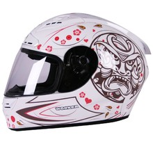V192 Motorcycle Helmet - Mask
