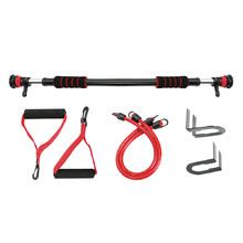 Doorway Pull Up Bar with Resistance Bands inSPORTline