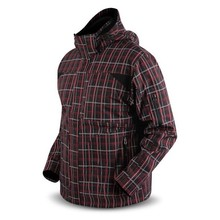 Jacekt Trimm SWITCH softshell - Red Checked