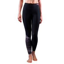 Women's Board Pants Aqua Marina Illusion - Black