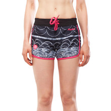 Women's Board Shorts Aqua Marina Illusion - Pink