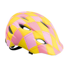 Cycling Helmet Kross Infano - Yellow