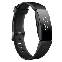 Fitness Tracker Fitbit Inspire HR Black