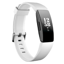 Fitness Tracker Fitbit Inspire HR White/Black