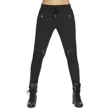 Women's Pants BAS BLEU Izzy Black - Black