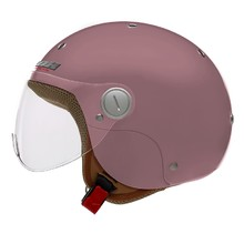 Motorcycle Helmet NOX N217K with 3 Different Inner Liner Sizes - Pink