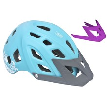 Bicycle Helmet Kellys Razor (no MIPS) - Bright Blue