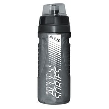 Insulated Cycling Water Bottle Kellys Antarctica 0.5L - Black