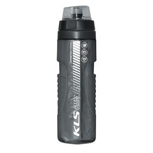 Insulated Cycling Water Bottle Kellys Antarctica 0.7L - Black