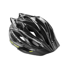 Bike helmet KELLYS DYNAMIC - Black-Green