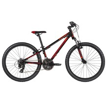 "Junior Bike KELLYS KITER 50 24"" – 2019 - Black Red"