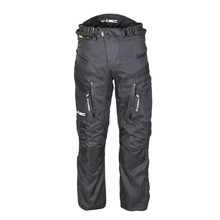 Men's Moto Pants W-TEC Kaluzza GS-1614 - Black