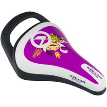 Children's Bicycle Seat Kellys Emma 018 - Purple