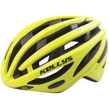 Cycling Helmet Kellys Spurt - Neon Yellow
