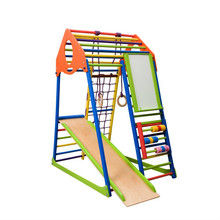 Children's Climbing Frame inSPORTline Kindwood Set Plus