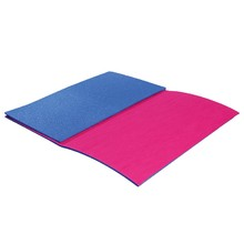 Folding Mat Yate 90 x 50 cm - Blue-Red