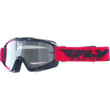 Moto Goggles Fly Racing RS Zone Youth