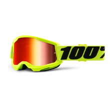 MX Goggles 100% Strata 2 Youth Mirror