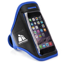 Running Phone Case with Pocket Meteor - Blue