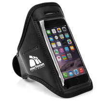 Running Phone Case with Pocket Meteor - Black