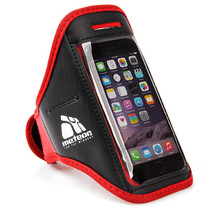 Running Phone Case with Pocket Meteor - Red