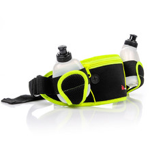 Running Belt with Two 170ml Bottles Meteor