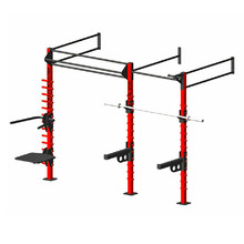Indoor Wall-Mounted Power Rack Revolution 13 Line - Up M3