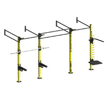 Indoor Wall-Mounted Rack Revolution 13 Line - Up M4