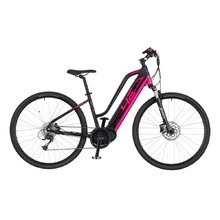 Women's Cross E-Bike 4EVER Marianne AL-Cross – 2019