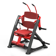 Abdominal Crunch Machine Marbo Sport MF-U015 - Red