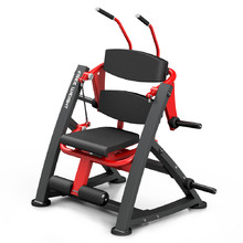 Abdominal Crunch Machine Marbo Sport MF-U015 - Black