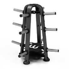 Olympic Barbell/Weight Plate Rack Marbo Sport MP-S204