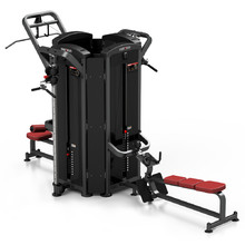 Cable Workout Station Marbo Sport MP-T001 - Red